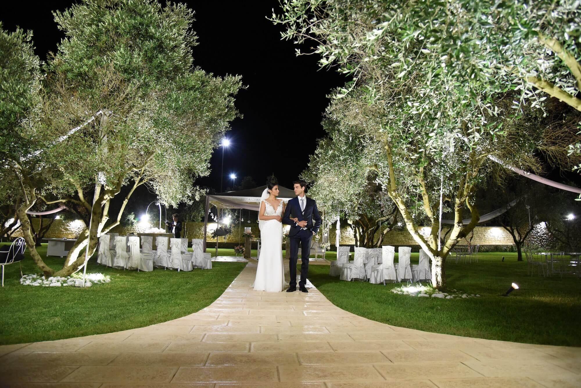 a919f7dd97ab Sala Ricevimenti per Matrimonio Civile a Lecce - Giardini Francesi